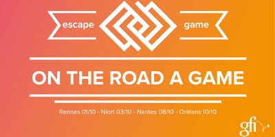 """Urban Escape Game """"ON THE ROAD A GAME"""""""