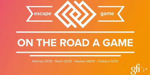 "Urban Escape Game ""ON THE ROAD A GAME"""