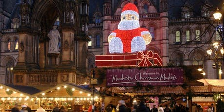 Manchester Shopper Including Christmas Markets tickets