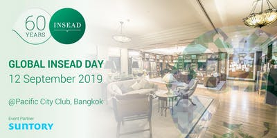 Global INSEAD Day Celebration @ Pacific City Club Bangkok
