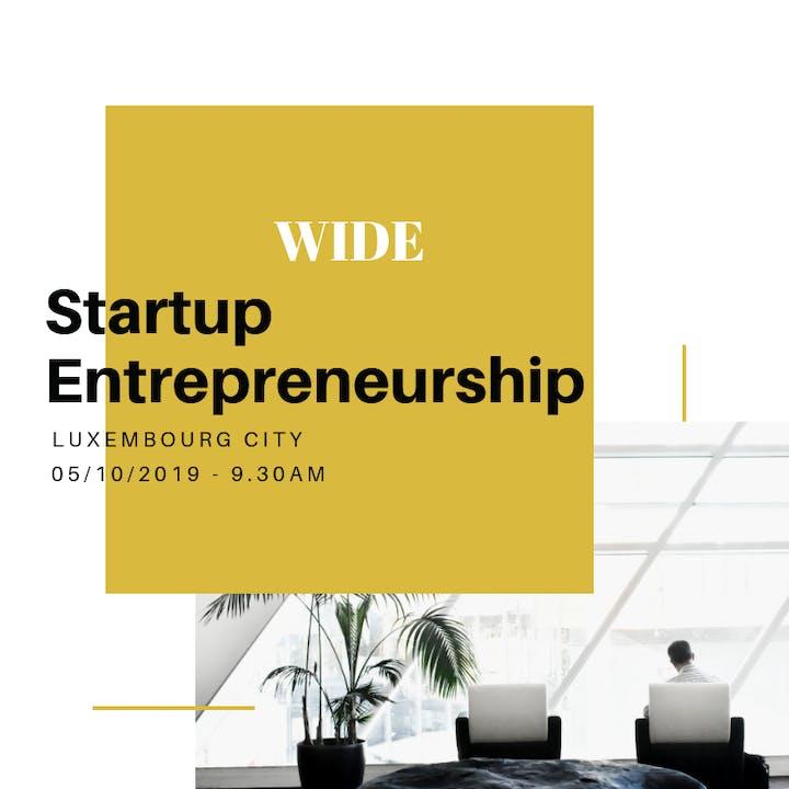 Startup Entrepreneurship Tickets, Sat, Oct 5, 2019 at 9:30