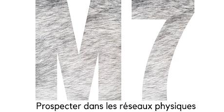Module M7 - Formation Fréquenter les bons réseaux relationnels physique billets