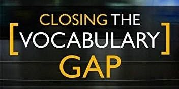 Closing the Vocabulary Gap CPD Event with Alex Quigley
