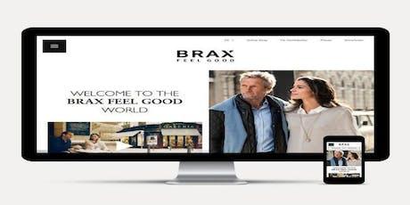45. BARsession: Wenn Virtuelle Realität in Mode kommt – Augmented Shopping und Virtuelles Prototyping bei BRAX Leineweber tickets