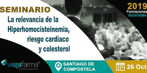 """Seminario """"Hiperhomocisteinemia, riesgo cardíaco y colesterol"""""""