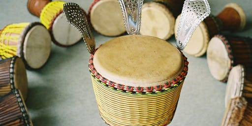 African Drumming Workshop