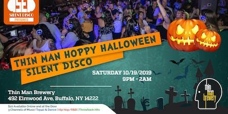 Thin Man Hoppy Halloween Silent Disco tickets
