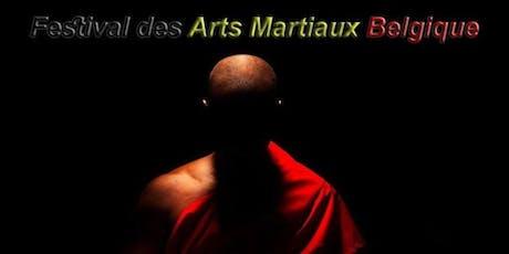 FESTIVAL DES ARTS MARTIAUX MONS ARENA 2019 billets