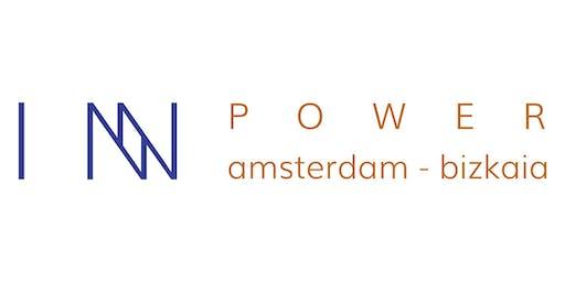 Desing Thinking InnPower Amsterdam Bizkaia - 7 y 8 octubre, de 9h00 a 15h00