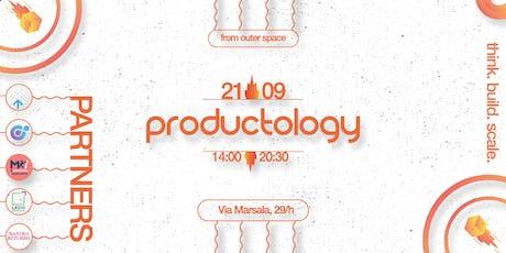 Productology - la prima conferenza sul prodotto in Italia biglietti