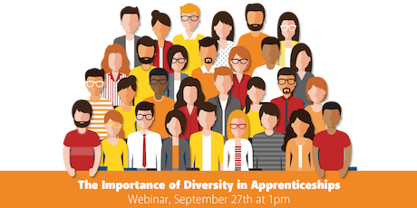 The Importance of Diversity in Apprenticeships 2019 tickets