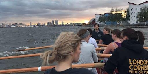 Sunday 22nd September 11:00 - 12:30hrs: Docks - open rowing session
