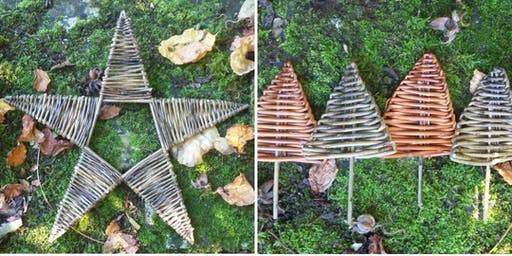 Willow Weaving Workshop Christmas Decoration
