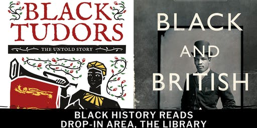 Black History Reads - with Library & Learning Services