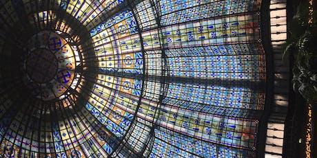 Galerie Lafayette + le Printemps !  billets