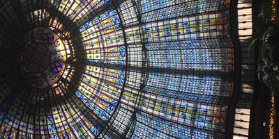 Galerie Lafayette + le Printemps !