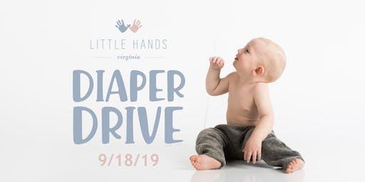 Little Hands Virginia Launch Event