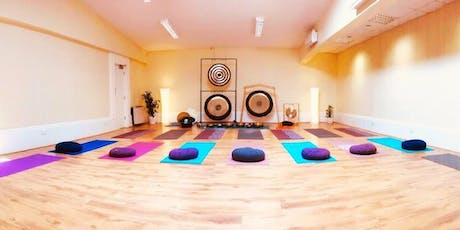 Sound Bath Relaxation in Galway tickets