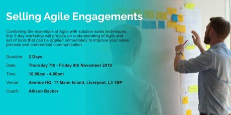 Selling Agile Engagements tickets