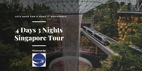 4D3N Singapore Fun Family Tour tickets