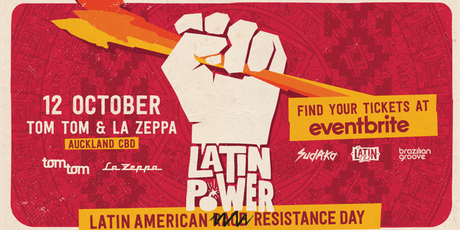 Latin Power Festival - Latin America Resistance Day tickets
