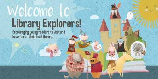 Little Explorers - Storytime with Stay and Play (Skelmersdale)