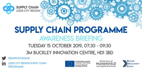 Supply Chain Programme Awareness Briefing tickets