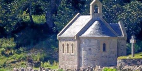 St Comghans Chapel- Neil McAllister Msc RIAS RIBA  tickets