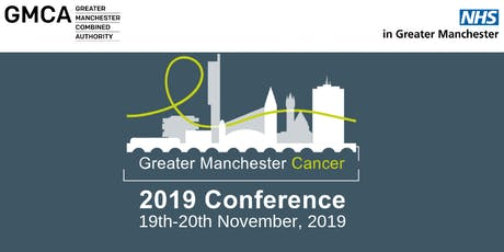Greater Manchester Cancer Conference 2019 tickets