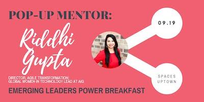 Pop-Up Mentor CLT - Emerging Leaders Power Breakfast