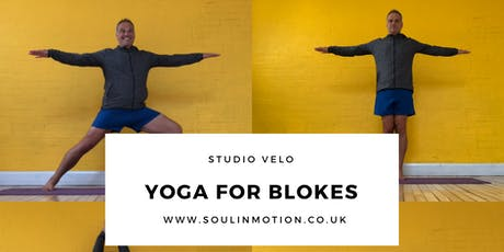 Yoga for blokes tickets