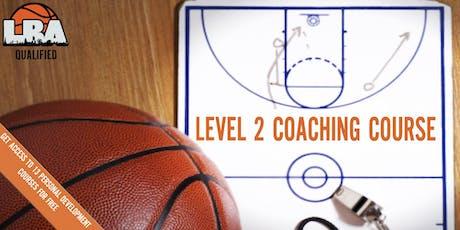 London Basketball Association - Level 2 Basketball England Coaching Course tickets