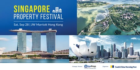 Singapore Property Festival 2019 tickets