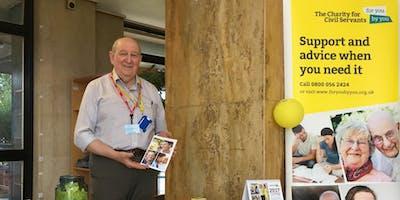 Give a Charity Presentation - MOJ - Taunton - EVT14756