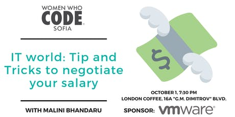 IT world: Tip and Tricks to negotiate your salary tickets