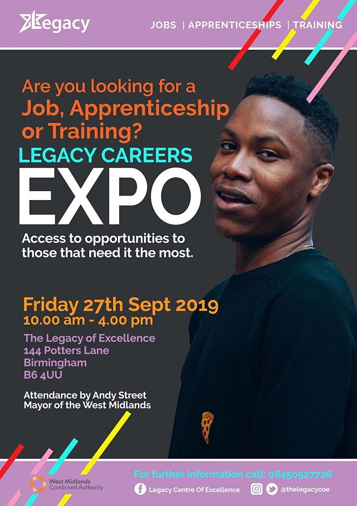 Legacy Careers Expo image