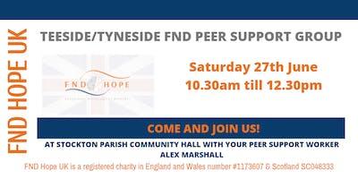 Teeside / Tyneside FND Peer Support Group
