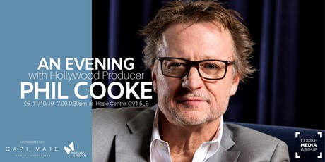 An Evening with Hollywood Producer Phil Cooke tickets