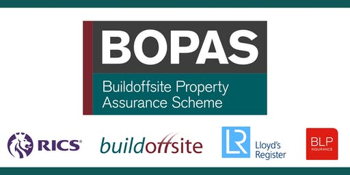 The Buildoffsite Property Assurance Scheme (BOPAS)