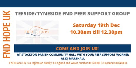 Teeside / Tyneside FND Peer Support Group tickets