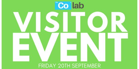 The Co Lab Visitor Day 20th September tickets