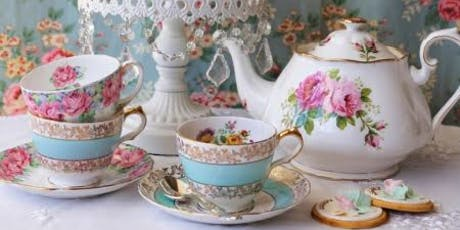 Hannah's High Tea Fundraiser tickets