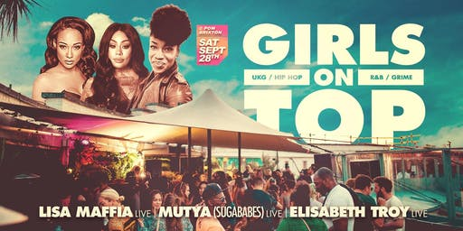 Girls on Top - UKG Summer Rooftop Closing Party
