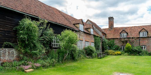 modern.space summer event (Barn in the Chilterns)