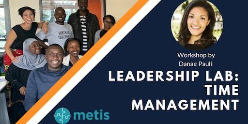 Leadership Lab: Time Management