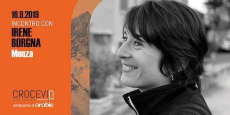 Crocevia - Incontro con Irene Borgna biglietti