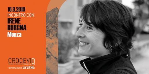 Crocevia - Incontro con Irene Borgna