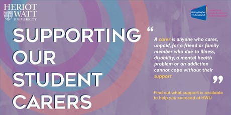 Supporting Student Carers Policy Launch Event tickets