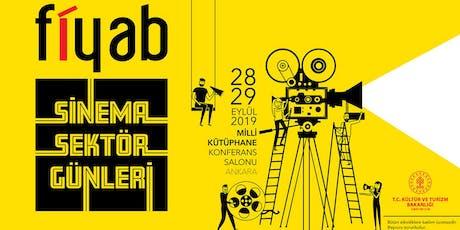 FİYAB Sinema Sektör Günleri tickets