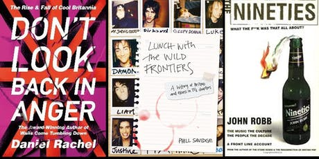 Epic highs & crashing lows of UK's most creative & hedonistic period: 1990s tickets
